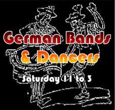 German Festival Saturday <br>11 AM to 3 PM